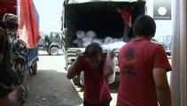 L'aide humanitaire s'organise au Népal