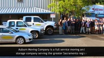 Auburn Moving & Storage Company - Sacramento Local Movers | Packing & Piano Moving Services