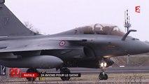 Dassault Aviation : 24 Rafale pour le Qatar