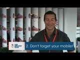 Bear Grylls Top 5 Survival tips for London 2012