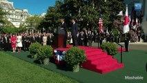 Obama remercie le Japon pour les mangas, le karaoké et les emojis