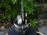 moteur Stirling Otona no kagaku - Stirling engine