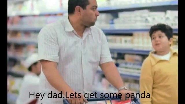 Publicité Panda