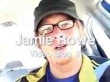 Jamie Rowe - Video Blog # 2