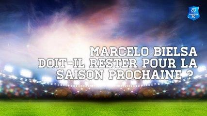 Marcelo Biela doit-il rester pour la saison prochaine ?