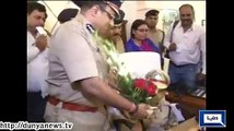 Dunya News - 10-year-old terminally-ill boy becomes Hyderabad Police chief for a day