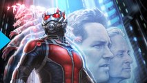 Ant-Man Collectible Figures Teased By Hot Toys