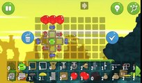 Flying and Falling with Spining - Bad Piggies
