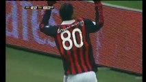 Milan-Siena=4-0 (Serie A - 20a Giornata - Goals-Sintesi-Highlights) SKY HD