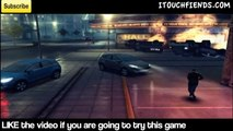 THE DARK KNIGHT RISES iPhone iPod Touch iPad Gameplay ( Gameloft ) | ITF