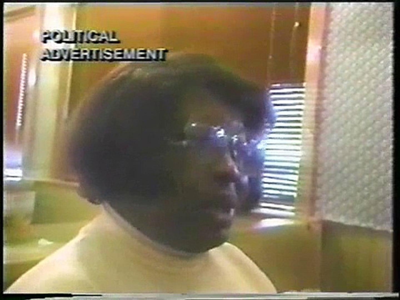1992 George Bush Campaign Ads (around October 1992)
