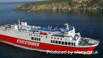 Ferries to Rafina with Cyclades Fast Ferries