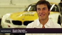 Die Vorbereitungen für die 24 Stunden von Spa-Francorchamps - Interview Bruno Spengler BMW DTM-Fahrer