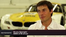 Preparations for the 24 Hours of Spa-Francorchamps - Interview Bruno Spengler BMW DTM driver