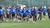 Orduspor, Denizlispor Maçı Hazırlıklarına Başladı