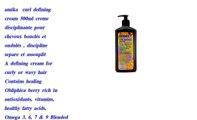 amika  curl defining cream 500ml creme disciplinante