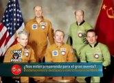 Extranormal: La NASA - Nave encontrada por el Apolo 20 en la Luna con momia de mujer
