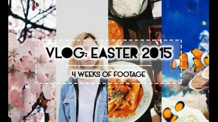 VLOG | Easter 2015