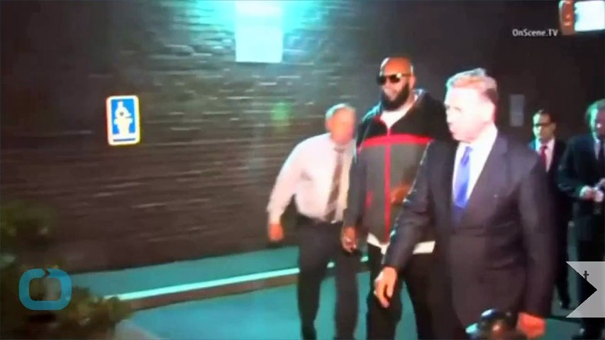 Suge Knight Bail Reduction Denied Pleads Not Guilty