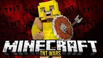 Minecraft TNT Wars - THE ULTIMATE TNT CANNON PERFECTION