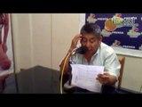 Periodista Juan Ávalos se rectifica publicamente ante el proceso seguido por Jaime Toledo
