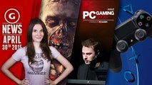 PS4 Sales Surge & PC Gaming E3 Conference Announced! - GS Daily News
