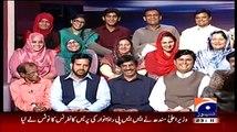 Khabarnaak with Aftab Iqbal on Geo News – 30th April 2015