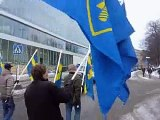 Swedish Nationalist Demonstration