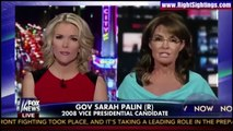 Megyn Kelly Desperate to Control Sarah Palin on Fox News