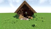 Minecraft Tutorial How To Build A Barn - video dailymotion