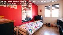 A vendre - appartement - ELANCOURT (78990) - 3 pièces - 62m²