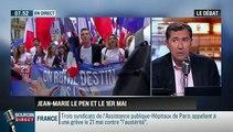 Perri & Neumann : Jean-Marie Le Pen risque-t-il de gâcher le 1er mai du FN ? - 29/04