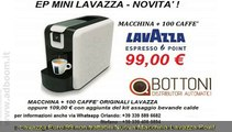 LATINA,    MACCHINA LAVAZZA POINT EP MINI + 100 CIALDE LAVAZZA EURO 99