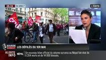 """Le parti pris d'Apolline de Malherbe: Syndicats: """"Le 1er mai unitaire, c'est extrêmement rare !"""" - 01/04"""