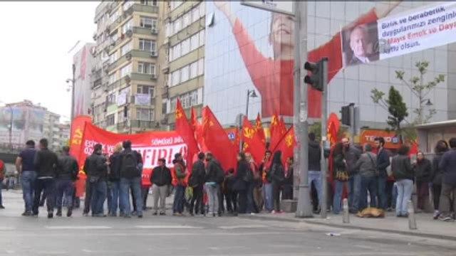 1 Mayıs - Komünist Partisi Açıklama