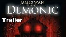 DEMONIC- Official Trailer #1 [Full HD] (Cody Horn / Horror Movie)