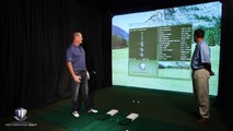 PGA Tour Pro Jerry Kelly Training at home on HD Golf™ Simulator