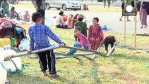 Nepal: miedo a la aparición de epidemias entre los supervivientes