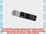 Remote Control Repalcement For YAMAHA RX-V2065 HTR-6295 HTR-3063 A/V Receiver