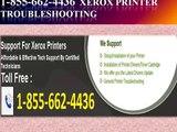 #1 855 662 4436 Xerox Printer Not Responding-Printer Not Connecting- Printer Technical Support