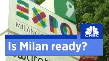 Is Milan ready for World Expo?
