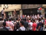 وقفة احتجاجية لطلاب جامعة القاهرة للمطالبة بالإفراج عن جميع زملائهم المعتقلين