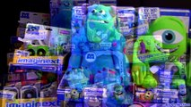 Monsters University Cars Toys Disney Pixar Trucks Roll-a-scare Ridez Monsters Inc. 2 MU toy