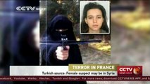 End Times News Update ISIS ISIL Daesh Female Terrorist linked to Paris terrorist attacks