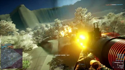 La map communautaire de Battlefield 4 se met à jour et se transforme en véritable jungle. de Battlefield 4