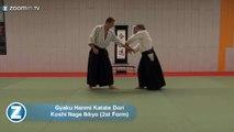 Aikido - Gyaku Hanmi Katate Dori Koshi Nage