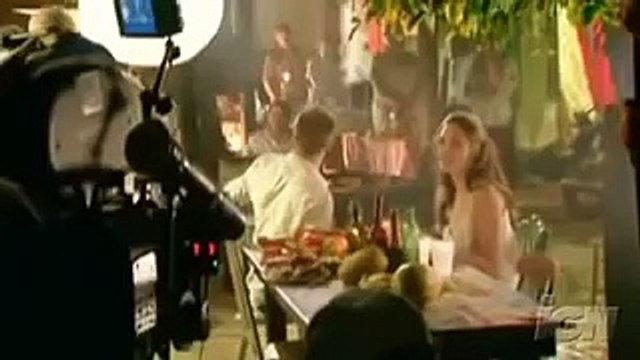 Mr. and Mrs. Smith- Behind the Scenes Brad and Angelina Chemistry