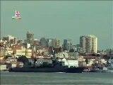 NRP Bartolomeu Dias Chegada a Lisboa