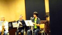 Take Five (Dave Brubeck) - Clarinet / Sax Quartet