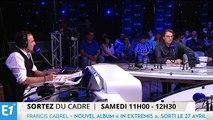 """Francis Cabrel : """"J'ai toujours refusé de chanter dans des meetings politiques"""""""